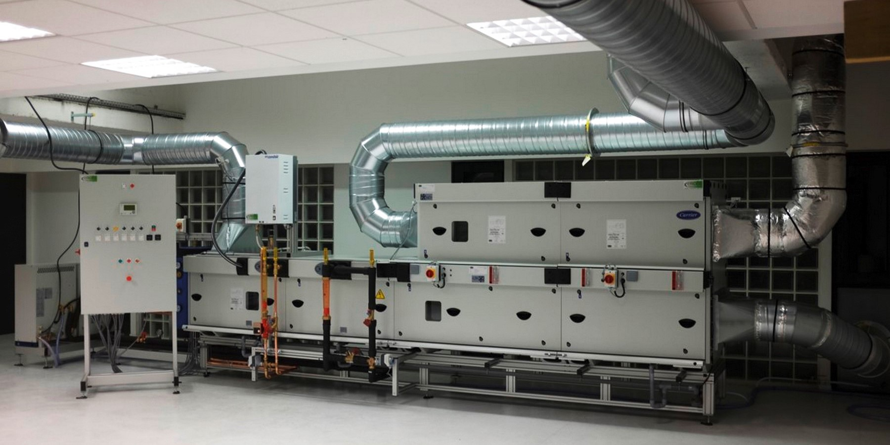 Plateforme Centrale de Conditionnement d'Air
