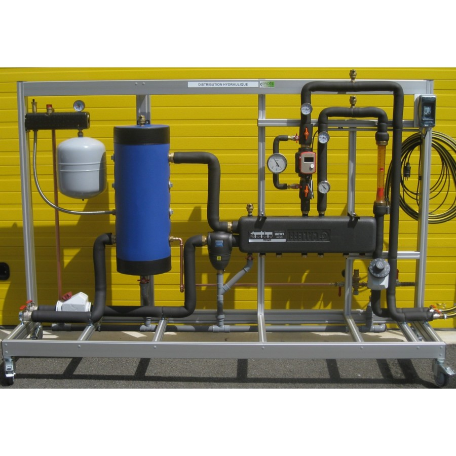 Banc de distribution hydraulique