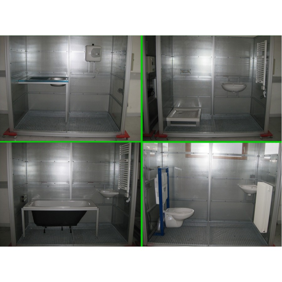 Kit de montage sanitaire et thermique