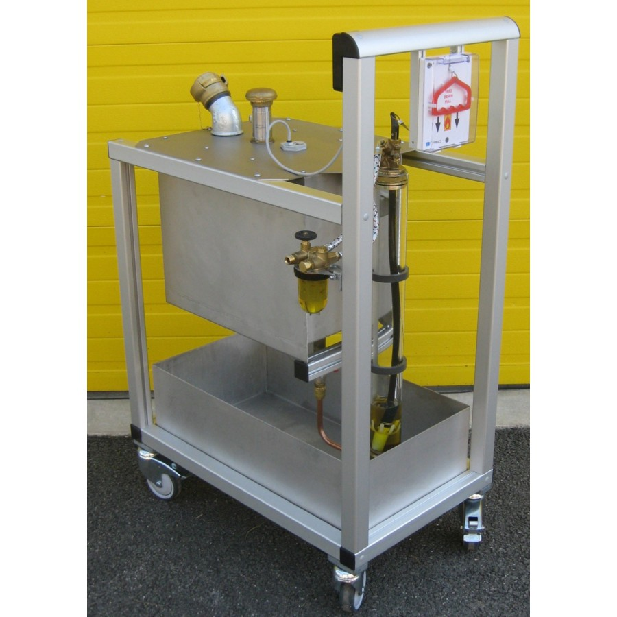 Réservoir de fioul mobile 30 litres